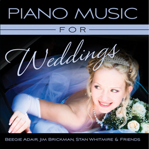 Piano Music For Weddings (CD)