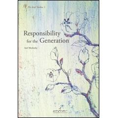 Responsibility for the Generation (축복의 책임-원서)