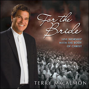 테리 맥알몬 6집 Terry MacAlmon 6 - For The Bride (CD)