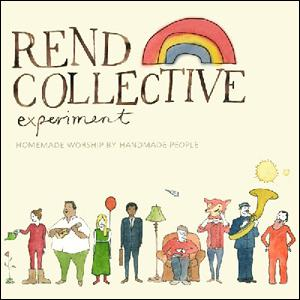 Rend Collective Experiment-HomeMade Worship By Handmade People(CD)
