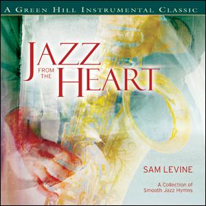 Jazz From The Heart(SamLevine) (CD)