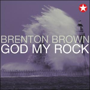 Brenton Brown-God My Rock(live) (CD)