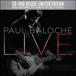 PAUL BALOCHE Live Worship (CD+DVD)