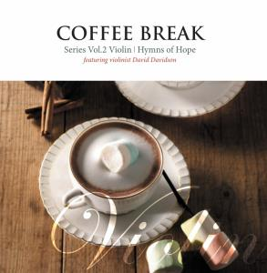 Coffee Break2-Violin (Hymns of Hope)-CD