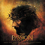 패션오브크라이스트 - The Passion Of The Christ OST (CD)