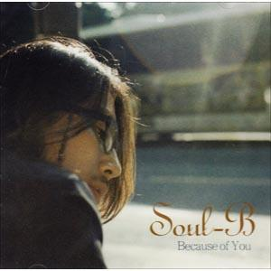Soul-B Because of You (CD)