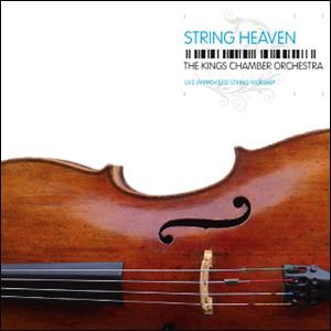(이벤트)The Kings Chamber Orchestra - String Heaven (CD)