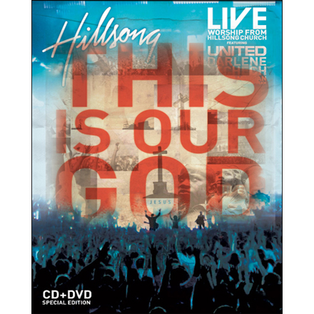 2008 Hillsong Live Worship - This is Our GOD (DVD)