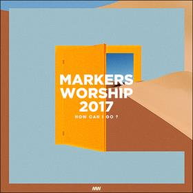 마커스9집(MARKERS)-Live Worship 2017 (CD)